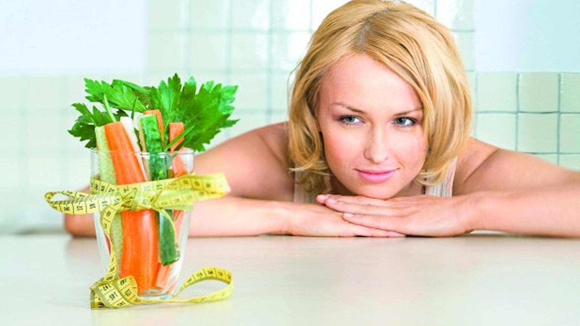 Диеты для быстрого похудения-Лечение травами
